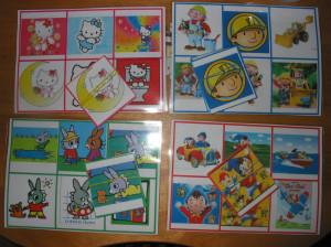 Loto home made (thème Héros préférés) dans Apprendre en s'amusant activités5-002-Copie-300x224