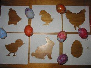 Pochoirs de Pâques dans Home made pour elles 16mars12-084-300x224