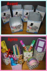 Customisation : boites de rangement dans Déco pour les filles montage-200x300