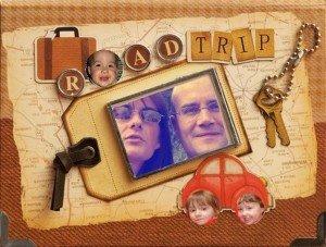 Activités pour un long trajet en voiture dans La vie en rose road-trip-300x227