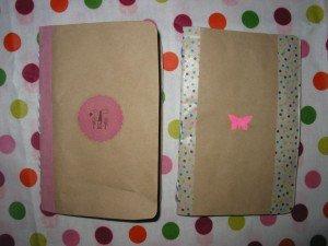 Notebooks deuxième version : en papier Kraft dans Home Made pour moi 12aout12-001-300x225