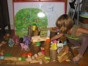 Cagettes customisées dans Déco pour les filles serviettagedessin-012-300x225