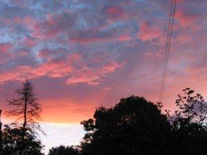 Lever du soleil dans On the road 14septembre12-064-300x225
