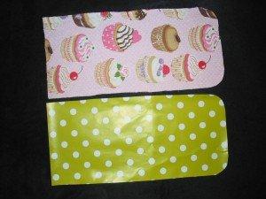 Pochettes à goûter et lingettes lavables assorties dans DIY Couture pour débutante pochettesgouter-001-300x225