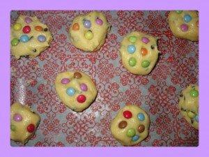 Cookies aux smarties dans A table !!!! montage21-300x225