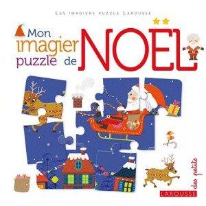 Coup de coeur : un imagier puzzle de Noël dans Apprendre en s'amusant 9782035886149-300x300
