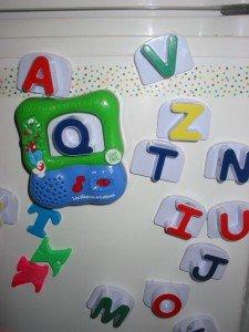 Les magnet-o-lettres de Leapfrog dans Apprendre en s'amusant 16decembre12-004-225x300