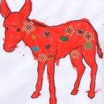 Des coloriages transformés en doudou-textile dans DIY Couture pour débutante ane2-150x150