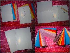 Petits carnets de dessins et Petits livres pour poupée ou souricette dans Home made pour elles montage5-300x225