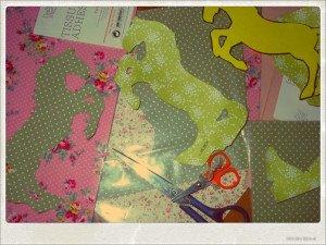 Des sacs pour la bibliothèque : avec du fabric Tape dans DIY Couture pour débutante montageponey-300x225