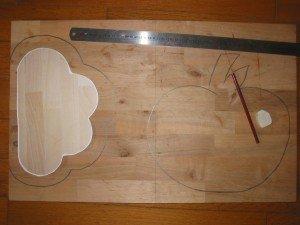 DIY Dessous de plat et planche à pain dans Home Made pour moi planche-apain-029-300x225