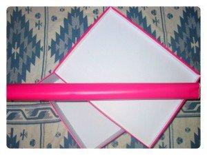 Plateau pour dessiner ou écrire : dans le sel coloré  dans Apprendre en s'amusant mont215-300x225