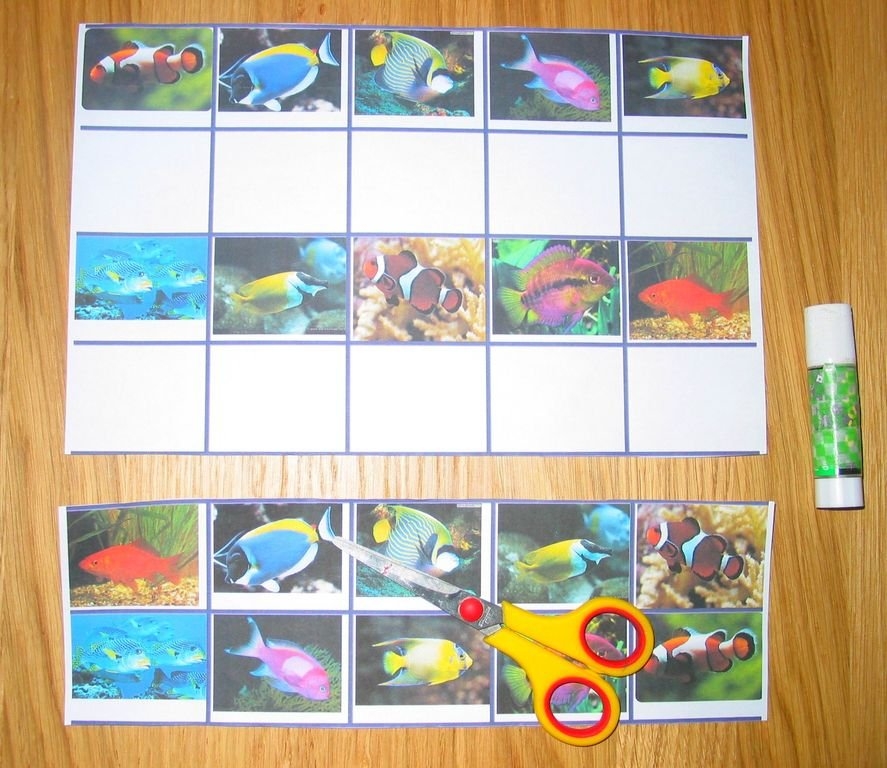 Activit s de d coupage collage croquelavieenrose - Decoupage collage a imprimer ...