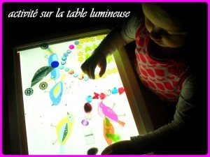 Journée pluvieuse : vive la table lumineuse ! dans Table Lumineuse mont9-300x225